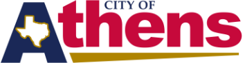 City of Athens, Texas Logo